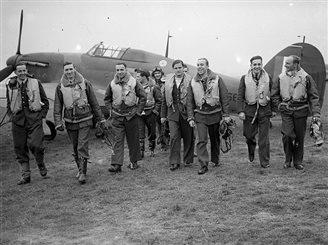 England ehrt polnische Piloten im Film