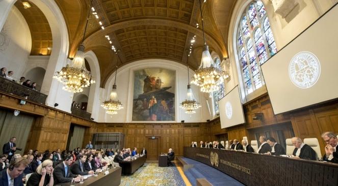 Міжнародний суд ООН в Гаазі