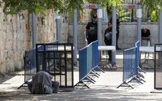 Ерусалім: у чарговых беспарадках загінулі двое палестынскіх падлеткаў