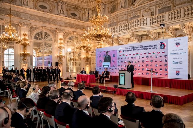 Андрей Кіска: Росія хоче розбити єдність НАТО