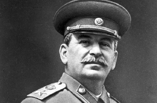 Soviet leader Joseph Stalin. Photo: Wikimedia Commons. Author unknown