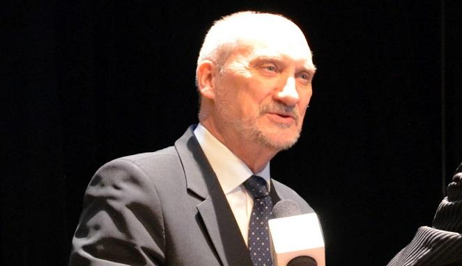 Міністр національної оборони Польщі Антоні Мацєревич