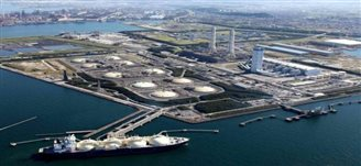 LNG terminal deal close?