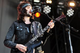 Kasabian to headline Open