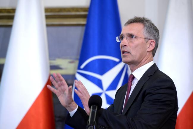 NATO chief Jens Stoltenberg. Photo: PAP/Jacek Turczyk