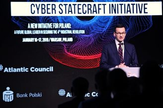 Polish PM urges allies to spend more on cybersecurity