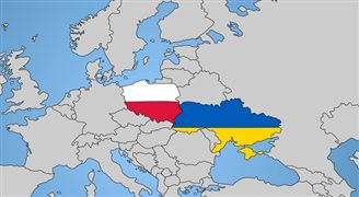 Spotkanie szefów parlamentów Polski i Ukrainy