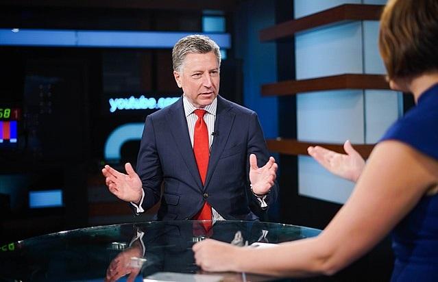 Спецпредставитель США по вопросам Украины Курт Волкер