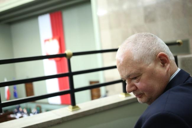 Adam Glapiński. Photo: PAP/Leszek Szymański