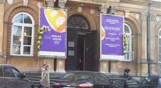 На Великодньому ярмарку у Варшаві писанки на першому місці