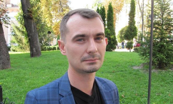 Директор київського Центру зовнішньополітичних досліджень ОПАД Сергій Пархоменко