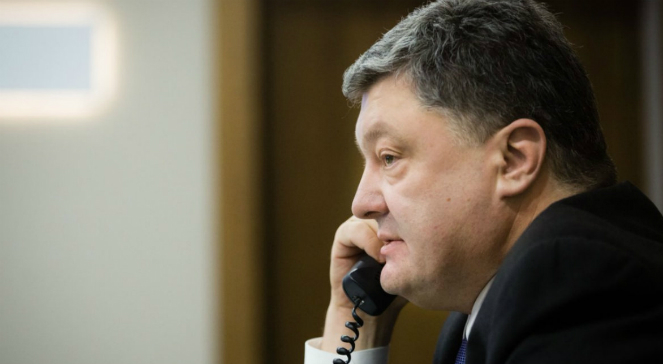 Prezydent Petro Poroschenko