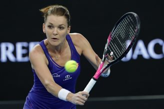 Poland's Radwańska out of Australian Open