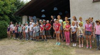 """""""Akcji Ukraina"""". Wyjątkowe wakacje dla dzieci z Ukrainy"""