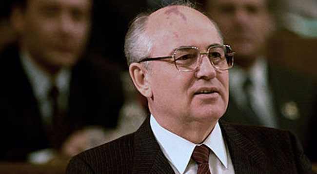 Михаилу Горбачеву исполняется 85 лет