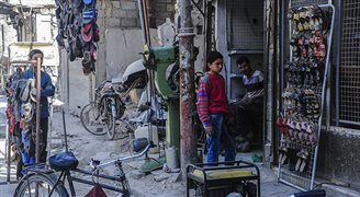 USA wycofują fundusze na stabilizację Syrii
