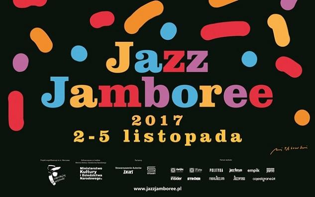 Plakat promujący wydarzenie Jazz Jamboree 2017