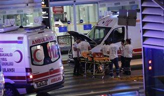 Стамбул: 36 жертв теракту в аеропорту