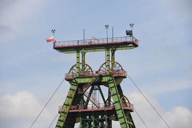 The Zofiówka coal mine in the southern Polish town of Jastrzębie-Zdrój. Photo: PAP/Jacek Bednarczyk
