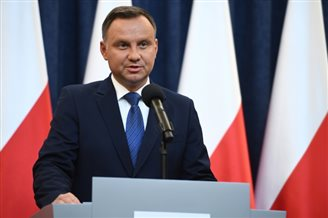 President vetoes changes to how Poland elects MEPs