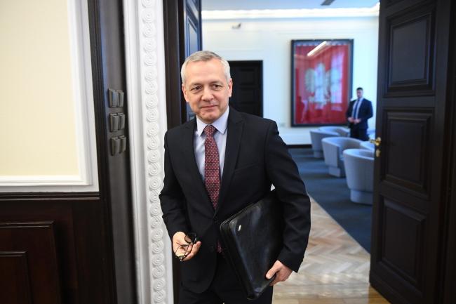 Міністр цифрових тенологій Польщі Марек Заґурський