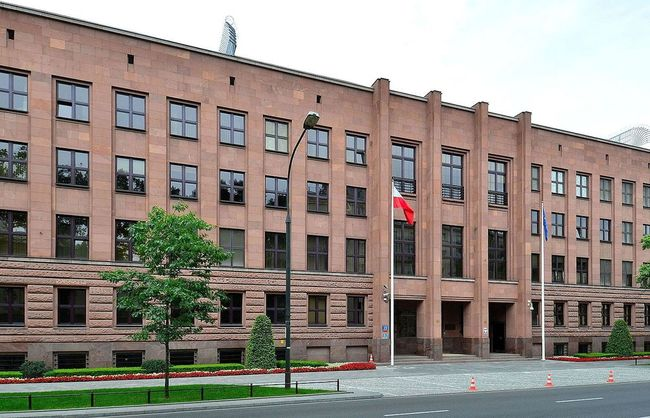 Poland's foreign ministry. Photo: wikimedia commons/Adrian Grycuk