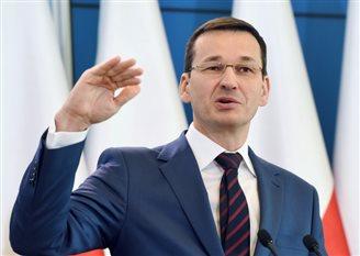 Morawiecki: bank JP Morgan utworzy siedzibę w Polsce
