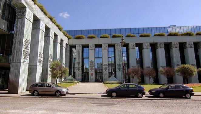 Здание Апелляционного суда в Варшаве