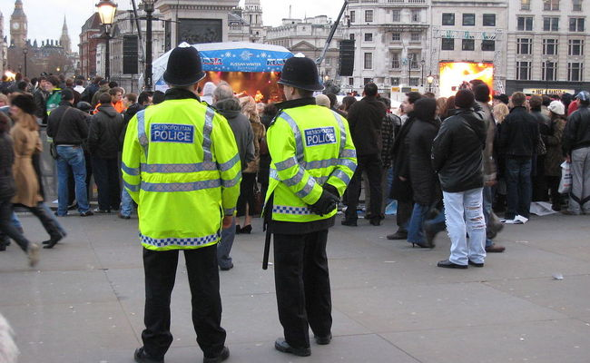 Metropolitan Police, London. Photo: Wikimedia Commons