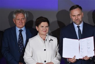 Poland to be promoted abroad by the Polish National Foundation: PM
