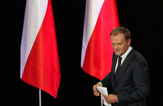 President of the European Council Donal Tusk. Photo: wikimedia commons