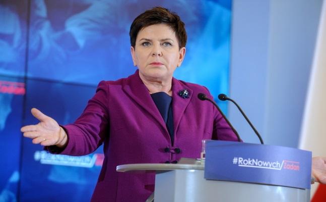 PM Beata Szydło. Photo: PAP/Marcin Obara