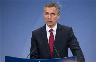 NATO defence ministers talk defence spending and policy