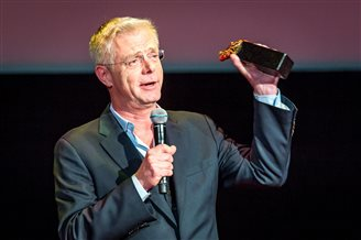 Caleb Deschanel and Alan Rickman honoured at Camerimage