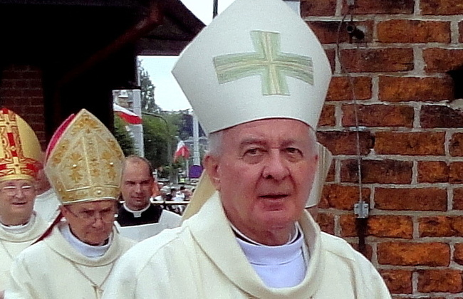 Archbishop Julisz Paetz. Photo: wikimedia commons/stiopa