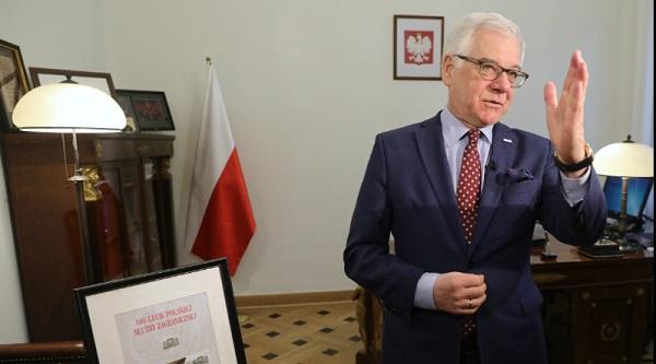 Глава МИЛ Польши Яцек Чапутович
