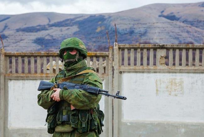Окупація Кримського півострова все ще триває