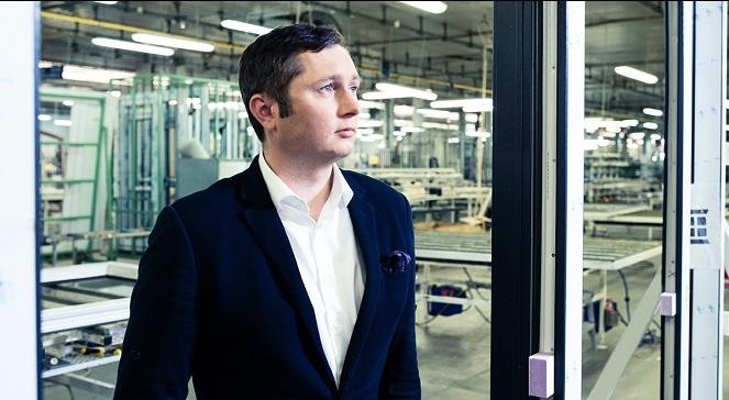 Председатель правления фирмы Oknoplast Миколай Пляцек.