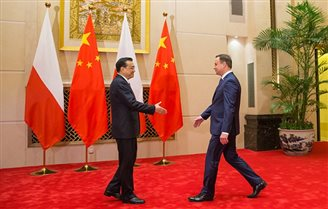 Duda strenghtens ties with China