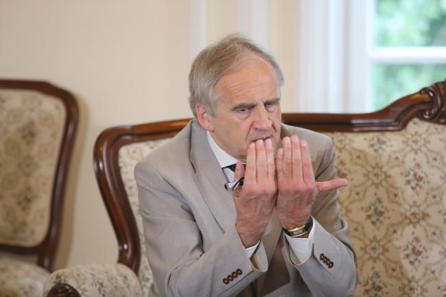 Health Minister Marian Zembala. Photo: PAP/Leszek Szymański