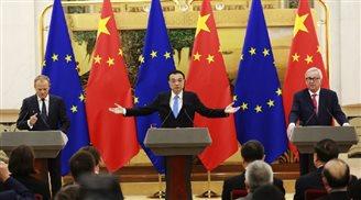 Unijni i chińscy liderzy rozmawiali o współpracy