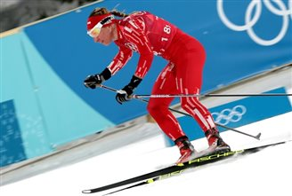Winter Olympics: Polish cross-country skiers seventh