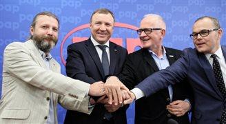Nagrody Mediów Publicznych-TVP, Polskiego Radia i PAP
