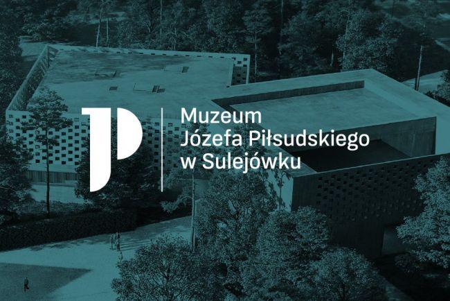Новый логотип аккаунта Музея Юзефа Пилсудского в Сулеювеке.