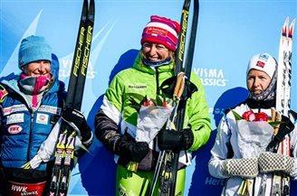 Poland's Kowalczyk wins cross-country ski marathon in Norway