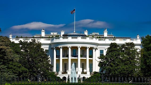 Белый Дом - резиденция американского президента