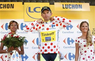 Tour de France Stage 16: Majka