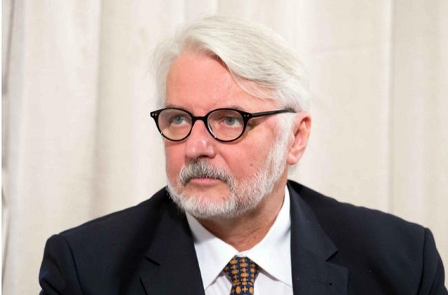 Witold Waszczykowski. Photo: MSZ