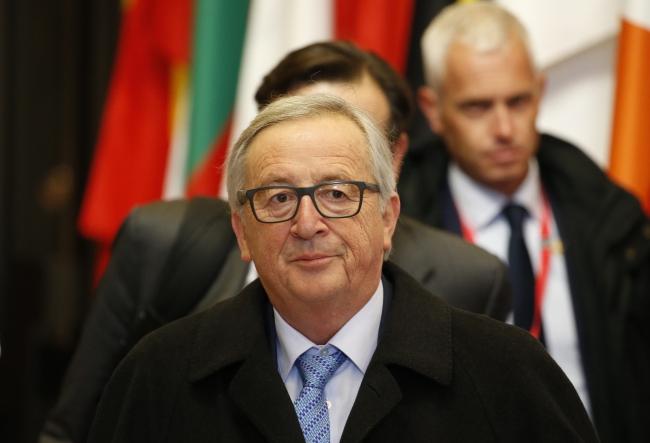 European Commission President Jean Claude Juncker. Photo: EPA/JULIEN WARNAND