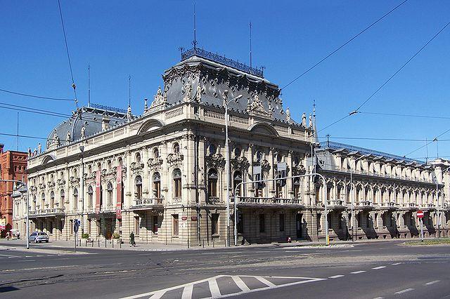 Łódź. Foto: Lestat(Jan Mehlich)/Wikimedia Commons (GFDL CC BY-SA 3.0)